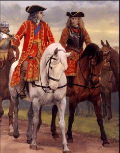 Blenheim 1704.:Trijumf dva genija
