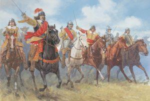 Bitka kod Edgehilla 1642.