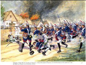 Bitka kod Kolina 1757.
