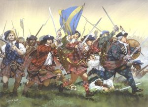 Bitka kod Cullodena 1746.
