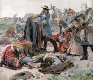 Maršal Turenne, VII. dio
